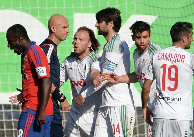 CSKA - Lokomotiv