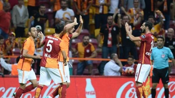 Galatasaray-Gaziantepspor - Sputnik Türkiye