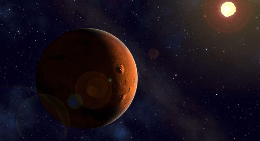 Mars ve Güneş