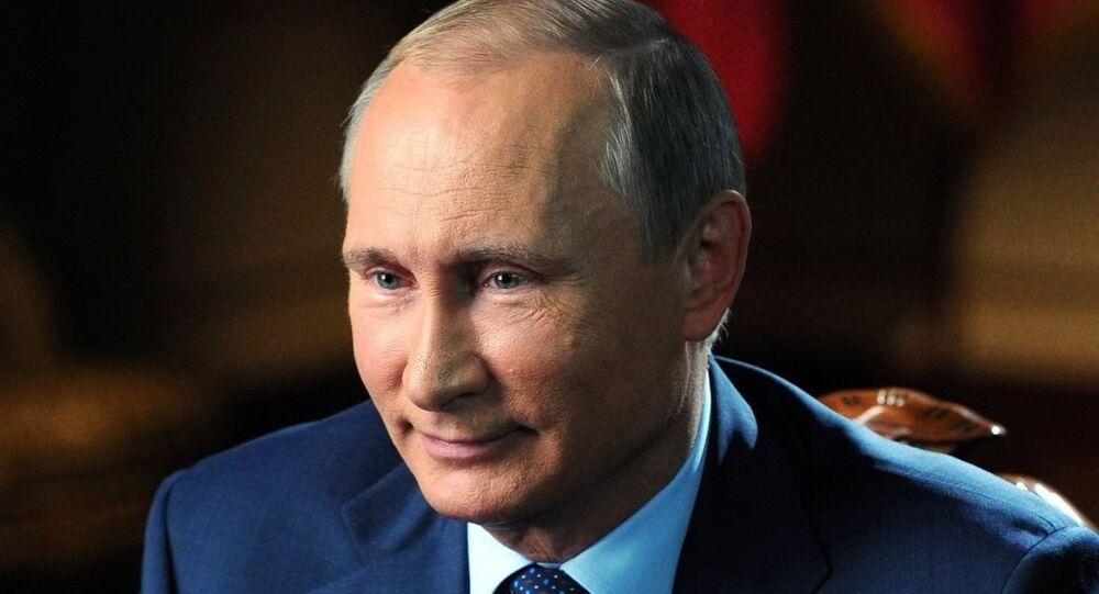 Rusya Devlet Başkanı Vladimir Putin CBS ve PBS'e röportaj verdi