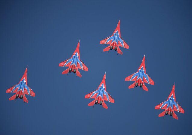 Rusya havacılık
