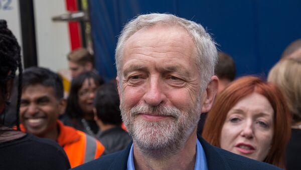 Jeremy Corbyn - Sputnik Türkiye