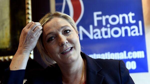 Ulusal Cephe lideri Marine Le Pen - Sputnik Türkiye