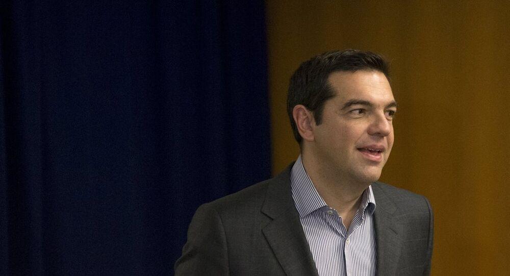 Yunanistan Başbakanı Aleksis Çipras BM Genel Kurulu'nda