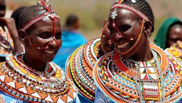 Kenya'da mağdur kadınların köyü: Umoja - Sputnik Türkiye