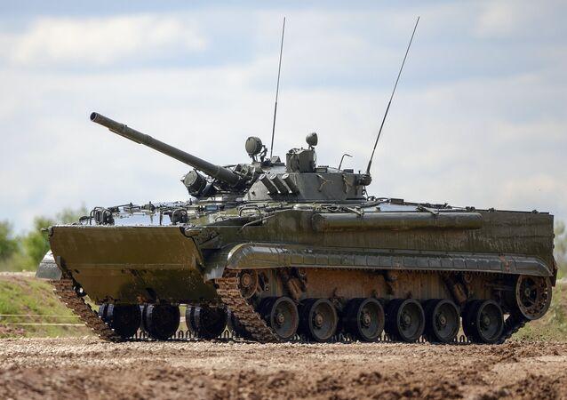 Irak ve Suudi Arabistan, Rusya'dan amfibik zırhlı araç alacak