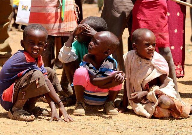 Kenya'da mağdur kadınların köyü: Umoja