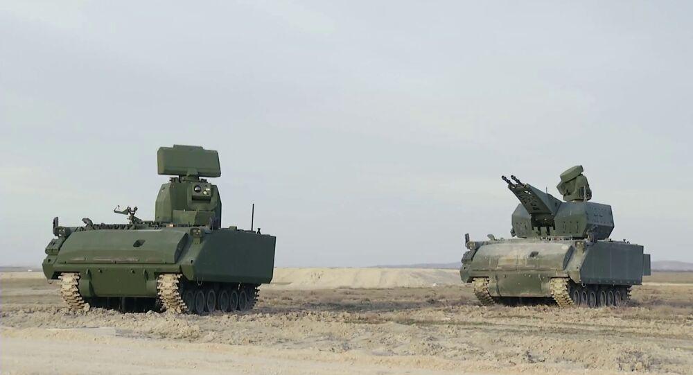 ASELSAN Stabilize Silah Sistemleri