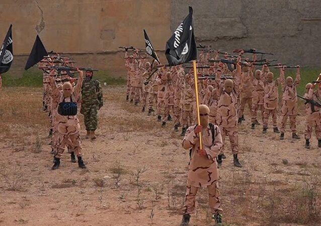 IŞİD-Suriye