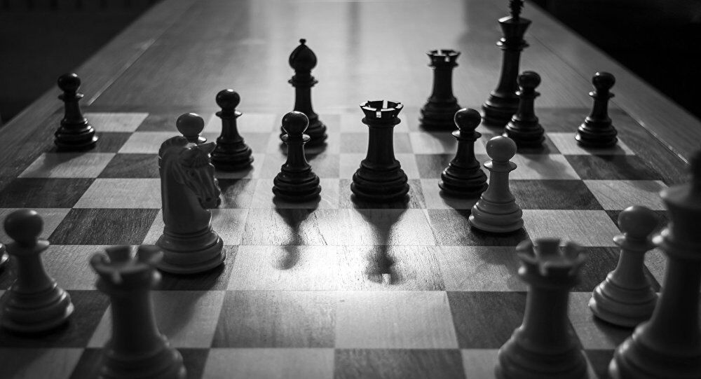Ruslar, satrançtaki hünerlerini Suriye'de sergiliyor