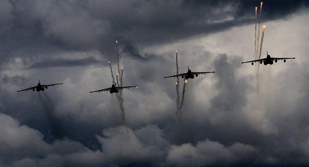 Rus savaş uçağı