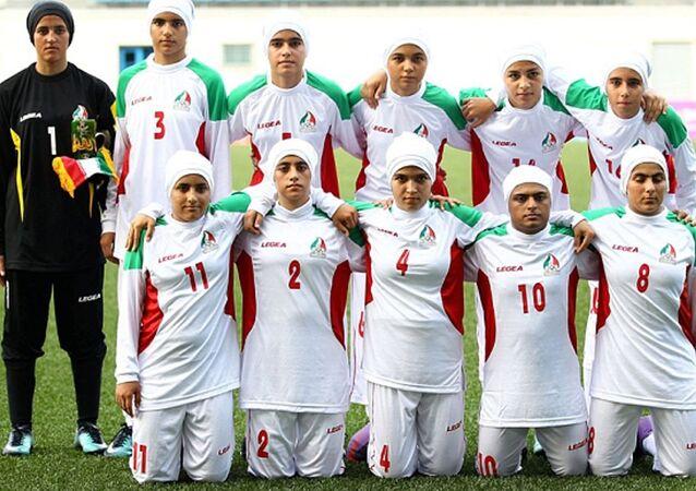 İran Kadın Milli Futbol Takımı'nın 8 oyuncusu erkek çıktı