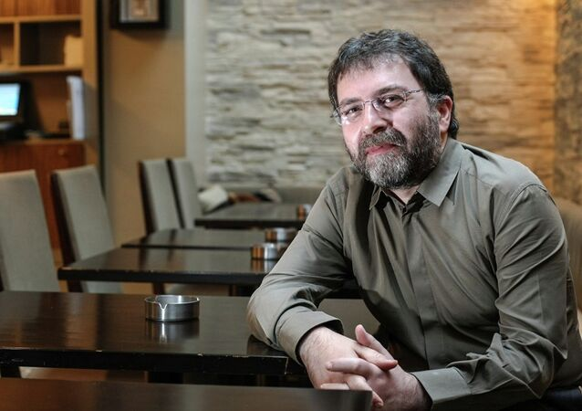 Gazeteci-yazar Ahmet Hakan