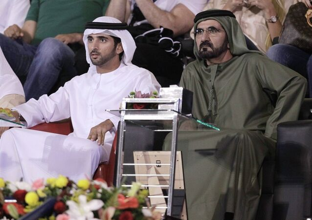 Dubai Veliaht Prensi Şeyh Hamdan Bin Muhammed Bin Raşid El Maktum