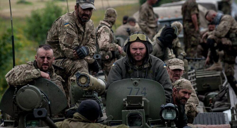 Ukrayna askeri