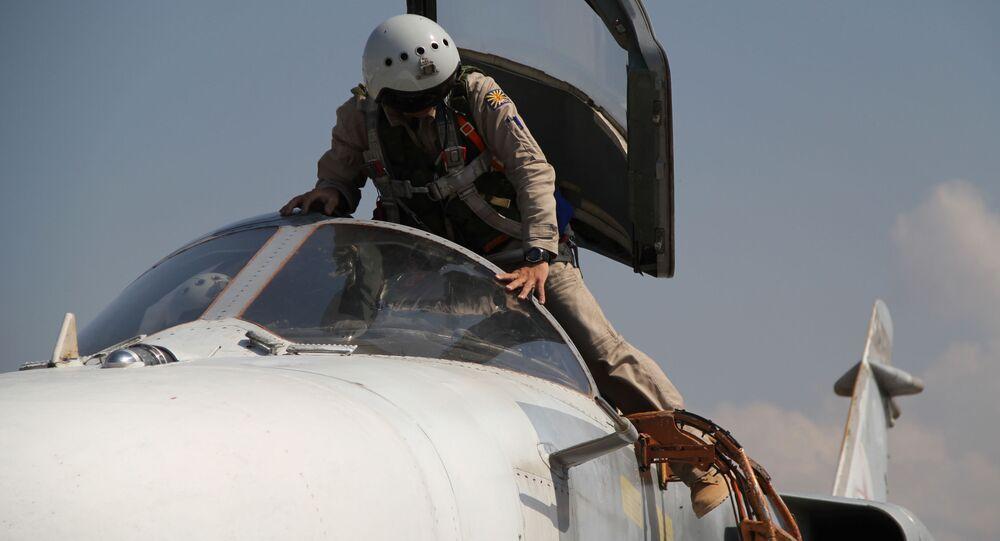 Suriye'deki Rus jetleri