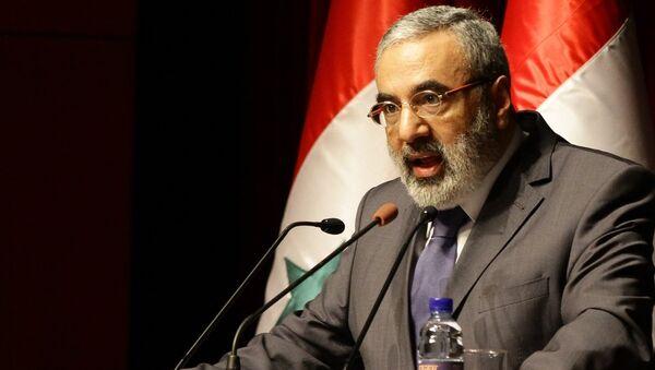 Suriye Enformasyon Bakanı Umran Zuabi - Sputnik Türkiye