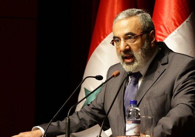 Suriye Enformasyon Bakanı Umran Zuabi