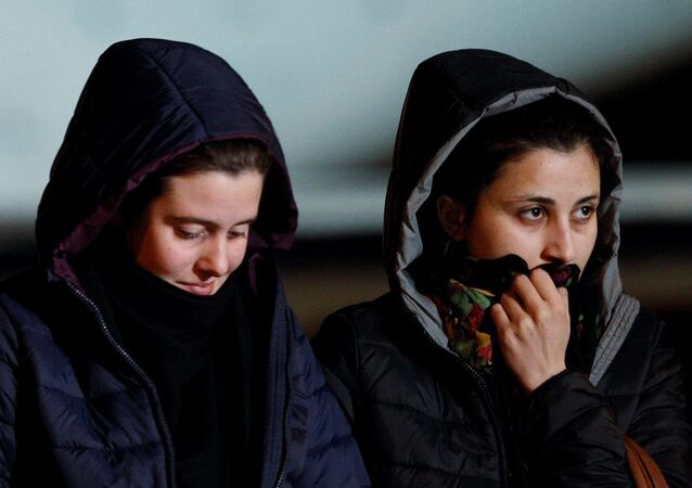 Suriye'de kaçırılan İtalyan kadınlar Greta Ramelli ile Vanessa Marzullo