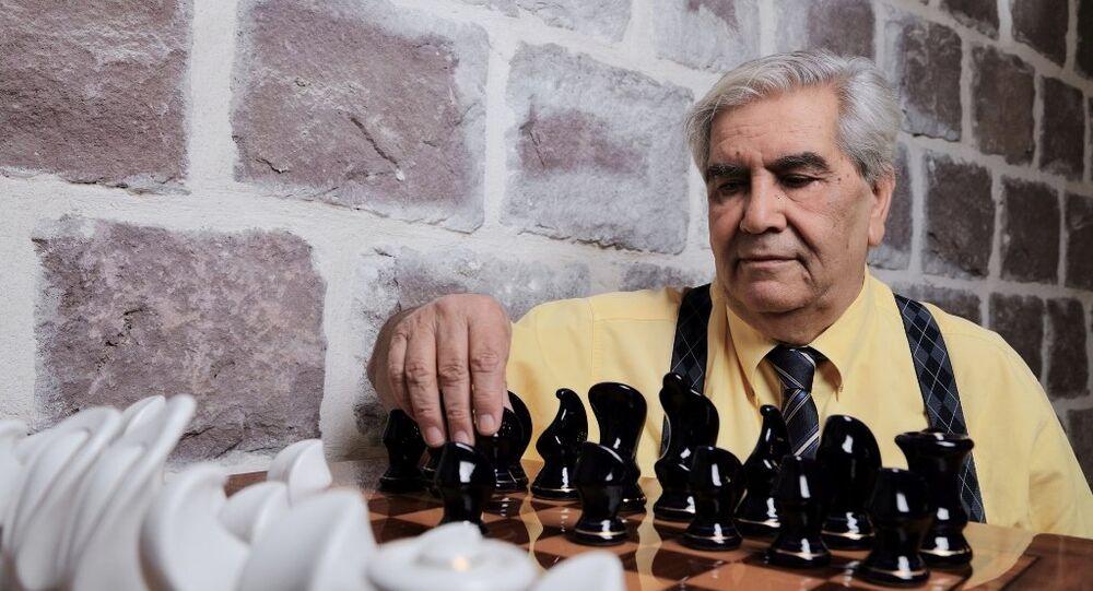 Ankara'da satranç müzesi