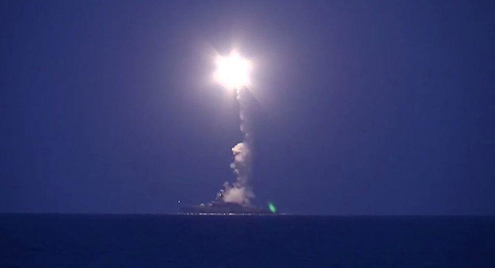 Rusya: IŞİD'i Hazar Denizi'nden vurduk