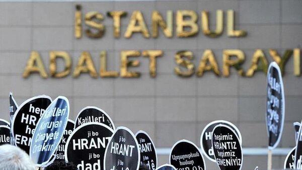 Hrant Dink davası - Sputnik Türkiye