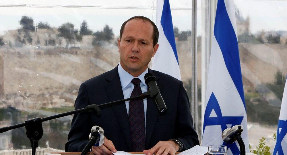 Kudüs Belediye Başkanı Nir Barkat