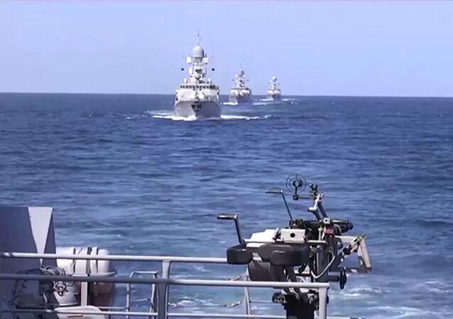 Rus donanması