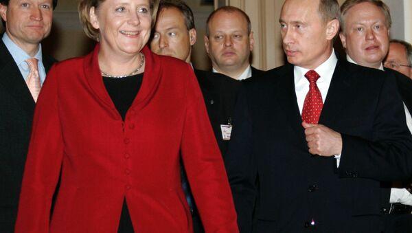 Angela Merkel - Galeri - Sputnik Türkiye