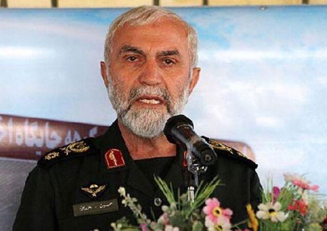 İranlı Tuğgeneral Hüseyin Hemedani