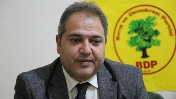 Dicle Belediye Başkanı Abdulsamet Bilgin - Sputnik Türkiye