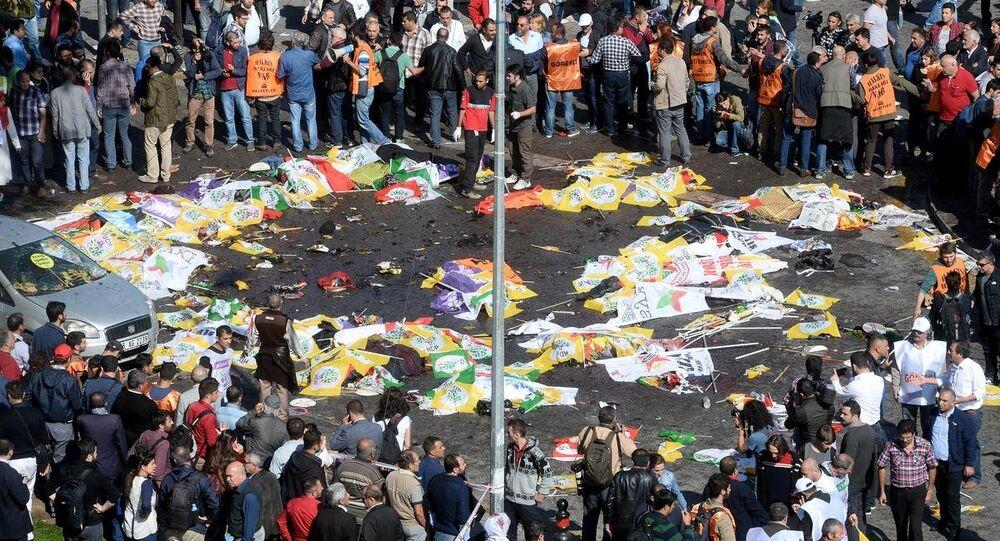 Ankara'daki patlama