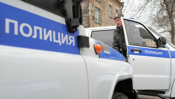 Rusya polis - Sputnik Türkiye