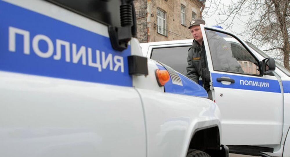 Rusya polis (arşiv)