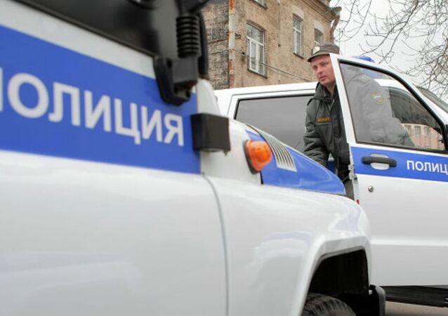 Rusya polis