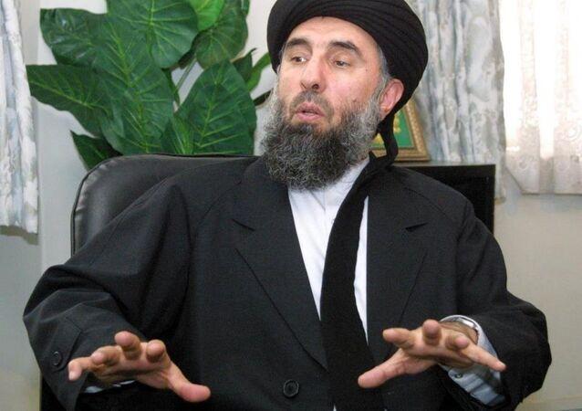 Hizb-i İslami örgütünün lideri Gülbeddin Hikmetyar