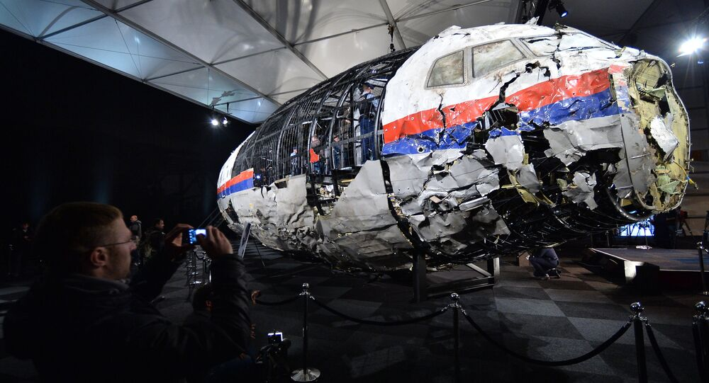 Hollanda, Malezya Hava Yolları'na ait MH17 sefer sayılı yolcu uçağı ile ilgili raporunu açıkladı