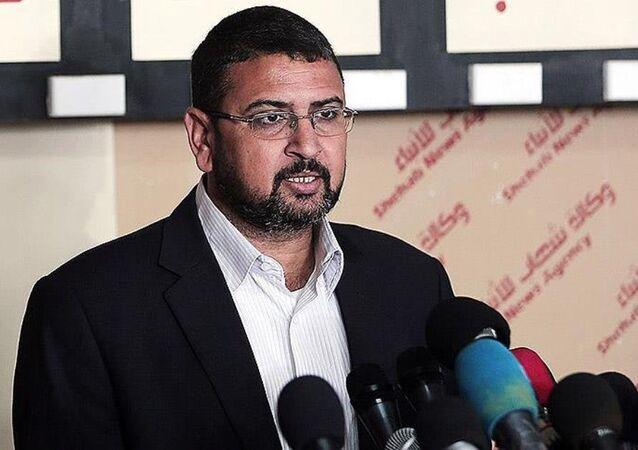 Hamas Sözcüsü Sami Ebu Zuhri
