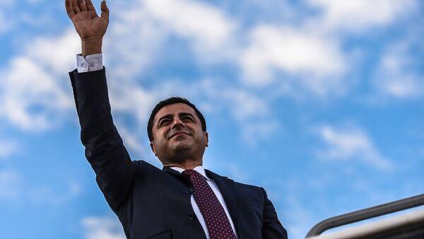 Selahattin Demirtaş - Sputnik Türkiye