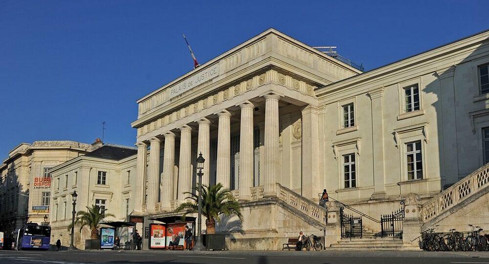 Fransa'daki Tours Asliye Mahkemesi