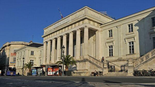 Fransa'daki Tours Asliye Mahkemesi - Sputnik Türkiye