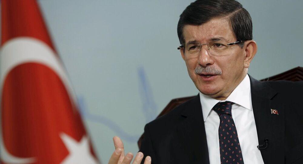Başbakan Ahmet Davutoğlu Reuters'a röportaj verdi