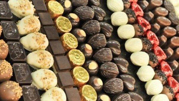 çikolata, şeker - Sputnik Türkiye