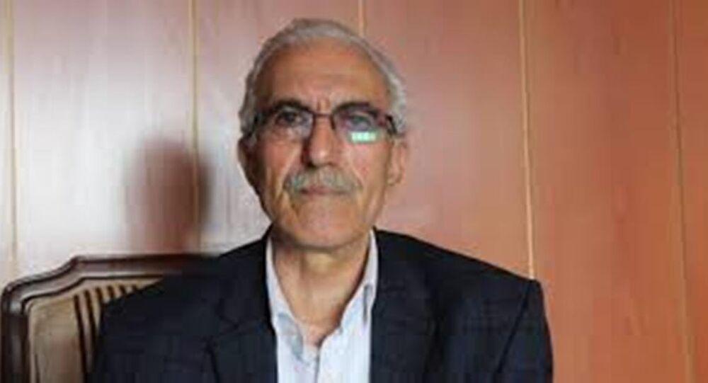Hınıs Belediye Başkanı Hasan Basri Fırat