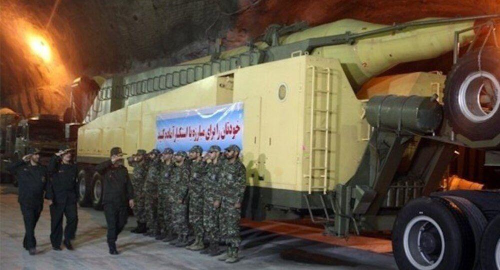 İran-füze