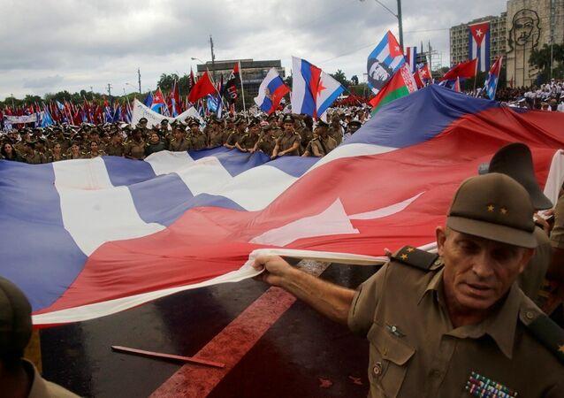 Küba askerleri
