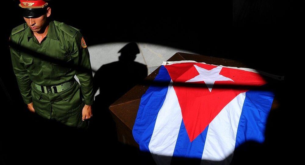 Küba askeri