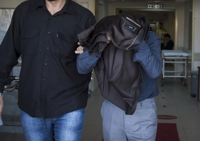 Ankara saldırısı gözaltı