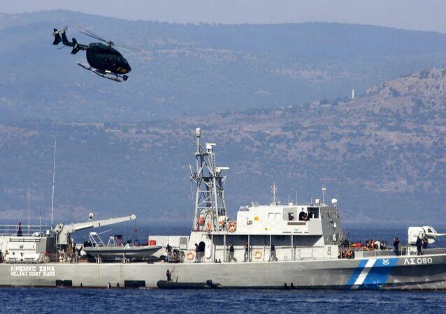 Yunan Sahil Güvenlik