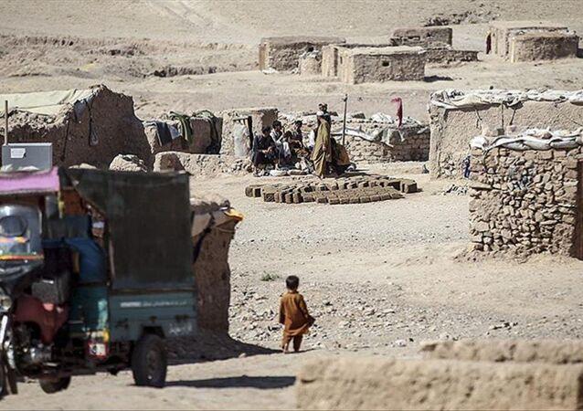 Afganistan'da mülteci dramı